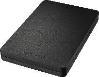 Внешний жесткий диск TOSHIBA Canvio Alu HDTH305EK3AA, 500Гб, черный
