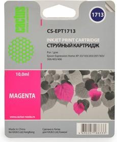 Картридж CACTUS CS-EPT1713 пурпурный