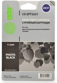 Картридж CACTUS CS-EPT2631 фото черный