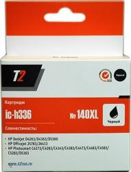 Картридж T2 CB336HE 140XL черный [ic-h336]