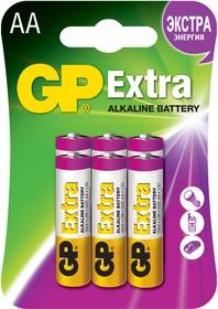 15AX (A316/LR6/AA)6, Элемент питания алкалиновый Extra (6шт) 1.5В