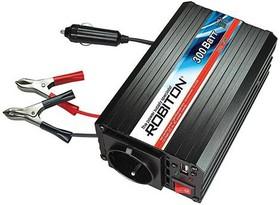 R300, DC/AC инвертор, 300Вт, вход 12В, выход 220В(преобразователь автомобильный)