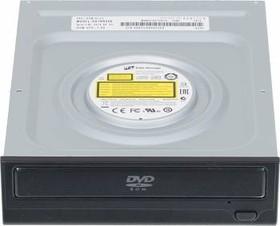Оптический привод DVD-ROM LG DH18NS61, внутренний, SATA, черный, OEM