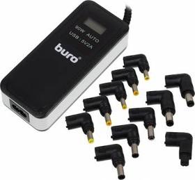 Адаптер питания BURO BUM-0065A90, 90Вт, черный