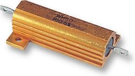 WH50-5RJI, Резистор, с осевыми выводами, 5 Ом, Серия WH, 50 Вт, ± 5%, Лепесток для Пайки, 1.25 кВ
