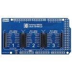 Фото 6/6 MIKROE-1900, Arduino Mega click shield, Плата расширения для подключения модулей mikroElektronika серии click (mikroBUS) к Arduino Mega