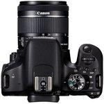 """Фото 2/5 Зеркальный Фотоаппарат Canon EOS 800D черный 24.2Mpix EF-S 18-55mm f/4-5.6 IS STM 3"""" 1080p Full HD SDXC Li-ion (с объективом)"""