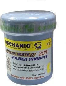 Гель флюс высокоактивный Mechanic CMOV-223HF 100г