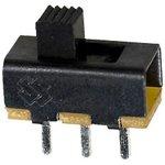 SS12F20G3-G, переключатель сдвиговый 50В 0.3А h=3мм (SS-6)