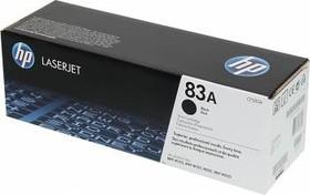 Картридж HP 83A CF283A, черный