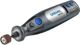 Фото 1/4 Dremel Micro (8050-35), Инструмент многофункциональный аккумуляторный