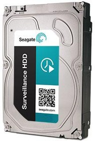 "Жесткий диск SEAGATE Surveillance ST2000VX003, 2Тб, HDD, SATA III, 3.5"""