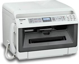 МФУ PANASONIC KX-MB2170RUW, A4, лазерный, белый
