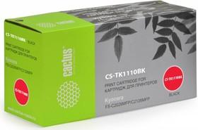 Картридж CACTUS CS-TK1110BK черный