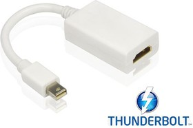 GC-MDP2HD, Кабель-адаптер Apple Mini Displayport/HDMI, 20M/19F