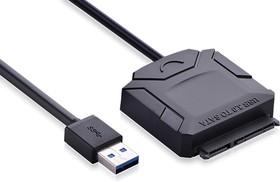 """Фото 1/5 GC-U32ST, Конвертер-переходник USB 3.0 /SATA, поддержка 2,5""""/3,5"""""""
