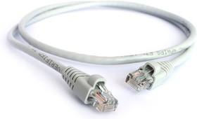 OEM-LNC03-5m, Патч-корд прямой ethernet 5.0m UTP OEM кат.5е, RJ45, CCS (белый / серый)