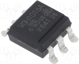 VOH1016AB-VT2, Optocoupler Logic-Out DC-IN 1-CH 6-Pin DIP SMD T/R