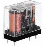 G2R-1-24DC, Реле электромагнитное, SPDT, Uобмотки 24ВDC, 10A/250ВAC