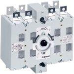 Перекидной выключатель-разъединитель DCX-M - 400 А - типоразмер 3 - 3П - ...