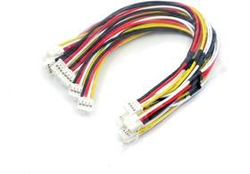 Фото 1/4 Grove - Branch Cable (5PCs pack), Набор проводов соединительных (F-2F) 5 штук
