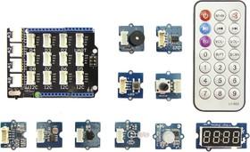 Фото 1/9 Grove Starter Kit for mbed, Стартовый набор датчиков для mbed проектов