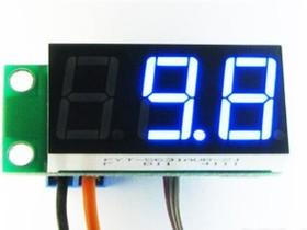 ТМ-14 бескорпусной ( blue), Термометр с внешним датчиком