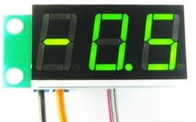 ТМ-14 бескорпусной ( green), Термометр с внешним датчиком