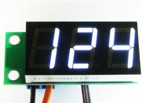 ТМ-14 бескорпусной ( white), Термометр с внешним датчиком