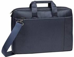 """Сумка для ноутбука RIVA 8231 15.6"""" полиэстер синий"""
