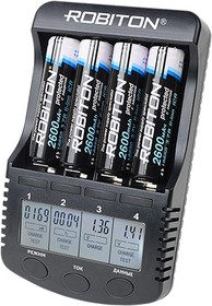 MasterCharger Pro, Устройство зарядное для Ni-MH/Ni-Cd/Li-ion аккумуляторов