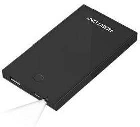 Фото 1/2 LP4.5-K Soft Touch (черный), Внешний аккумулятор портативный, Power Bank (4500mAh) USB-micro USB, 1A