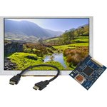 "MDT0500DSH-RGB2HDMI-KIT1, 5"" TFT DISPLAY KIT, RASPBERRY PI"