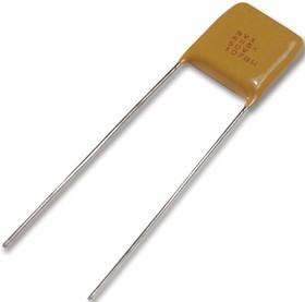 SK037C104KAR, Многослойный керамический конденсатор, 0.1 мкФ, 500 В, Серия SK, ± 10%, Радиальные Выводы, X7R