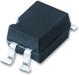 Фото 1/2 VO615A-2X019T, Оптопара, с транзистором на выходе, 1 канал, Поверхностный Монтаж DIP, 4 вывод(-ов), 60 мА, 5 кВ