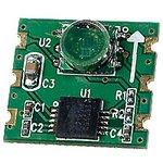 HDPM01,модуль компаса и высотомер по давлен 30-110кПа 3.6В I2C