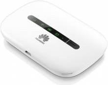 Модем HUAWEI e5330 2G/3G, внешний, белый [51070ulw]