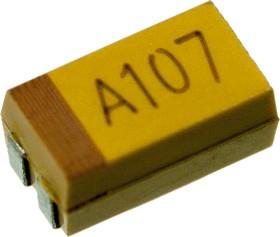 TECAP тант.чип конд.100 мкф х 10в типC 10%