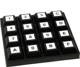 84S-BB2-014, матричная клавиатура 3x4keypad, sealed, waterproof silic