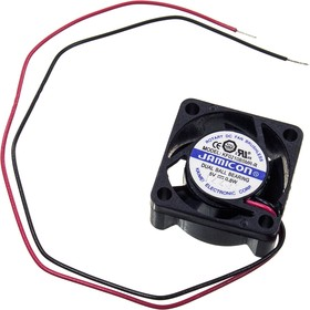 KF0210B5MR022-047R, вентилятор 5В,25х25х10мм(подшипник)
