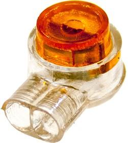 Скотч-лок 2-й соед. до 0,4мм К1 (желт), 07-5401