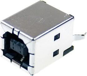 5787834-1, розетка верт. USB2.0 4конт.