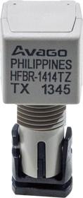 Фото 1/2 HFBR-1414TZ, волоконно-оптический передатчик