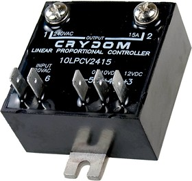 10LPCV2415, контроллер мощности10-15A 0-10VDC