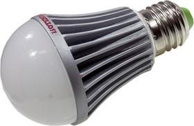 5W-E27-4000K-DIM, Лампа светодиодная 5 Вт. Цоколь E 27. Температура 4000 К