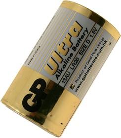GP 13A-BC2 ULTRA ALKALINE ( LR20D373 ), GP 13A,Ultra, alkaline, ( LR20,D,373 ) ,1шт. 1.5В