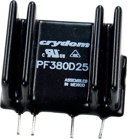 PF380D25, реле 4-15VDC,25А/380VAC