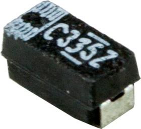 TP3A335K016C5000AS, танталовый SMD конденсатор 3.3 мкФ х 16В типA 10% automotive
