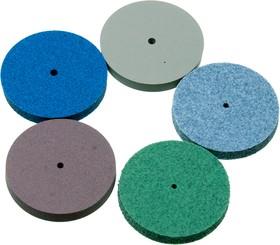 Набор резино-абразивных дисков, d=24.00 мм, Ттолщ.=3.50 мм