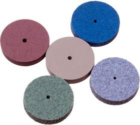 Набор резино-абразивных дисков, d=18.00 мм, Ттолщ.=3.50 мм